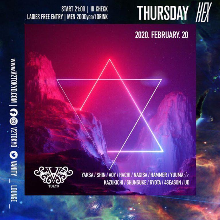 HEX Thursday